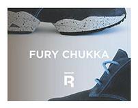 REEBOK FURY CHUKKA MASHUP