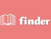 Finder - Text Locator App