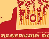 Reservoir Dogs Alternate Poster