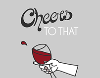 'Cheers to that' Digital Illustration