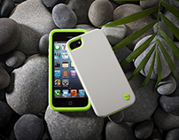 Eco-Friendly Interchangeable iPhone 5/5S Case