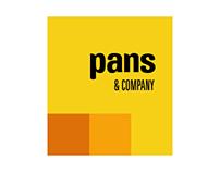 Pans & Company Microsite