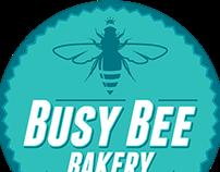 Busy Bee Bakery Logo