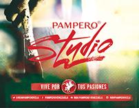 Pampero Studio. Presentación de barricas intervenidas.