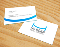 Hilborn Family Dentistry Logo