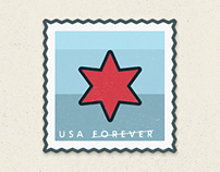 Chicago Postage Stamp Series