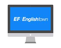 EF Englishtown Landing Page