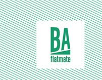 BA flatmate ~ WEB