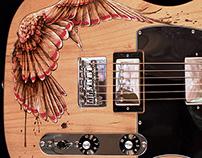 Crow & Elk Telecaster
