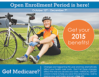 2014 SBHIS OEP marketing materials