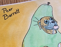 Pear Barrett