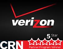 Verizon Banner Ads