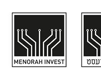 Логотип Менора Инвест