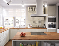 Kitchen visualizations