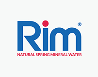 RIM | MINERAL WATER