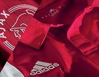 adidas Ajax Cape Town Home & Away Jerseys 2014/2015