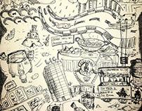 Chennai Doodle
