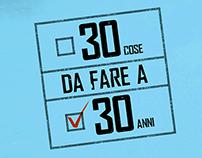 Seat Ibiza 30 anni
