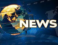 English News Idents