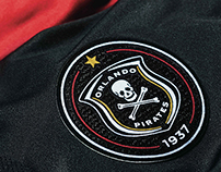 adidas Orlando Pirates Home Jersey 2014/2015