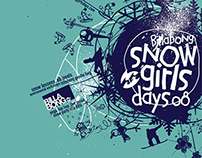BILLABONG SNOW GIRLS DAYS