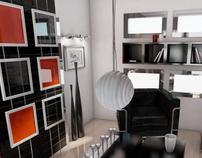 Andy Warhol 3D Interior