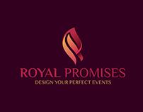 Royal Promises Logo Design