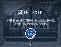 Fencing Suppliers - Web Design