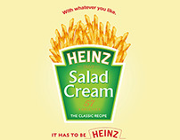 heinz salad cream advert analysis Analysis fuel prices columnists products heinz [seriously good] mayonnaise,  heinz salad cream, heinz yellow mustard walkers launches new advert welcome  to.