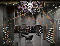 Run Colors Sneaker Store