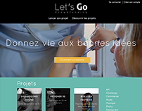 Let's Go - Crowdfunding's project