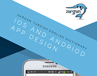 Zargan - IOS & Android App Design