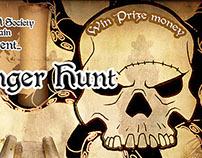 "Poster Design for ""Scavenger Hunt"""