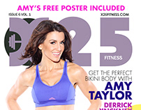 X25 Fitness Magazine Issue 6