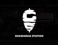 GS Shawarma Station Logo