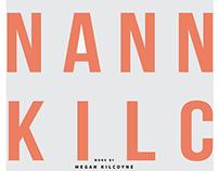 Megan Ann Kilcoyne Portfolio Identity