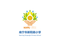 Nanning Xinyanglu Primary School LOGO南宁市新阳路小学