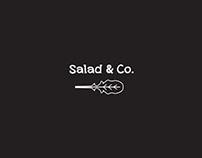 Salad&Co. Identity