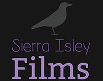 Sierra Isley Films - Branding