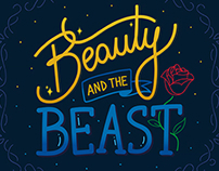 Beauty and the Beast #TaleAsOldAsTime