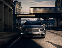 LINCOLN MKZ | Full CGI (Car + Location)