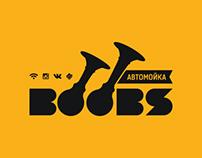 Автомойка «BOOBS»
