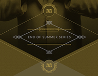 End of Summer Series Microsite
