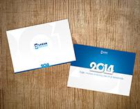 SARAN HOLDING | NEW YEAR GREETING CARD