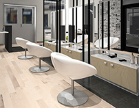 Haircut Salon Design