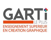 Garti Ecole de graphisme Paris
