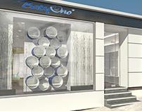 Baby Ono Shop Design, Georgia