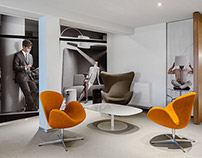Office furniture by SV Interior
