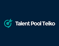 Logo Talent Pool Teiko