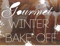 1st Annual SMU Meadows Gourmet Winter Bake Off